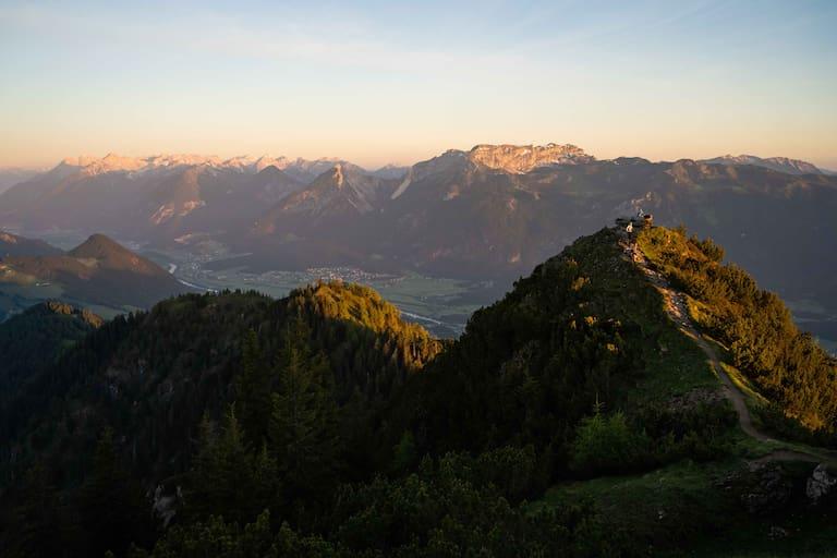 Lust auf Berg - und zwar autofrei