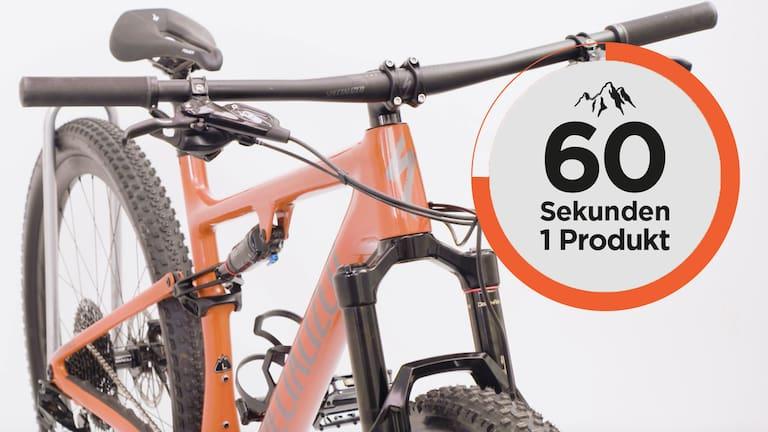 Das Epic EVO Expert Mountainbike von Specialized