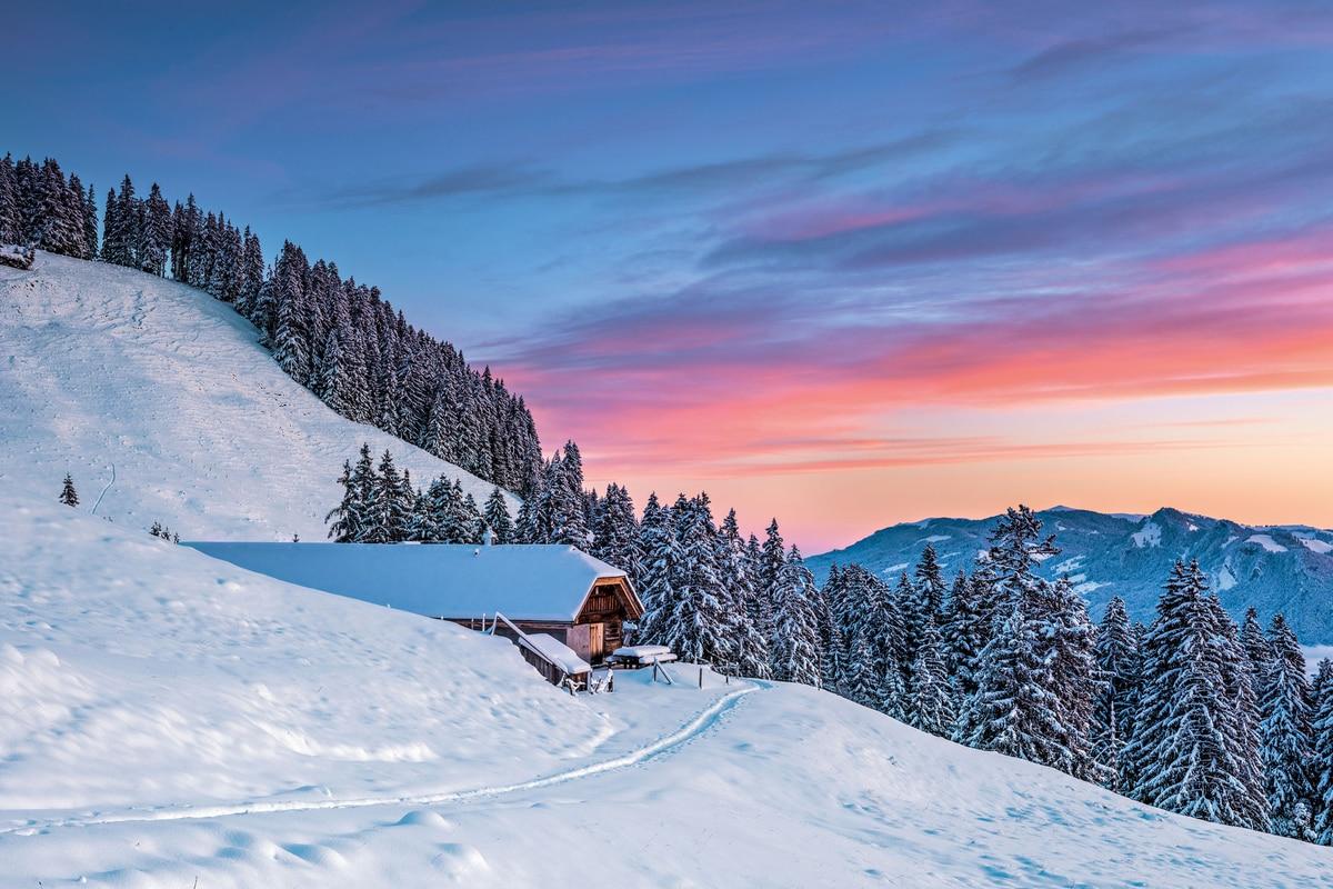 Foto blog die sch nsten orte der schweiz im winter bergwelten - Winterliche bilder kostenlos ...