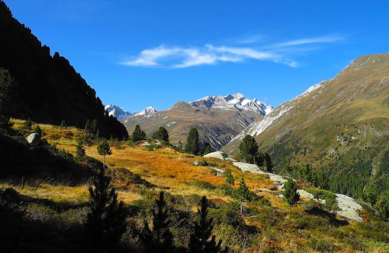 Weitwandern in Osttirol: Hohe Tauern