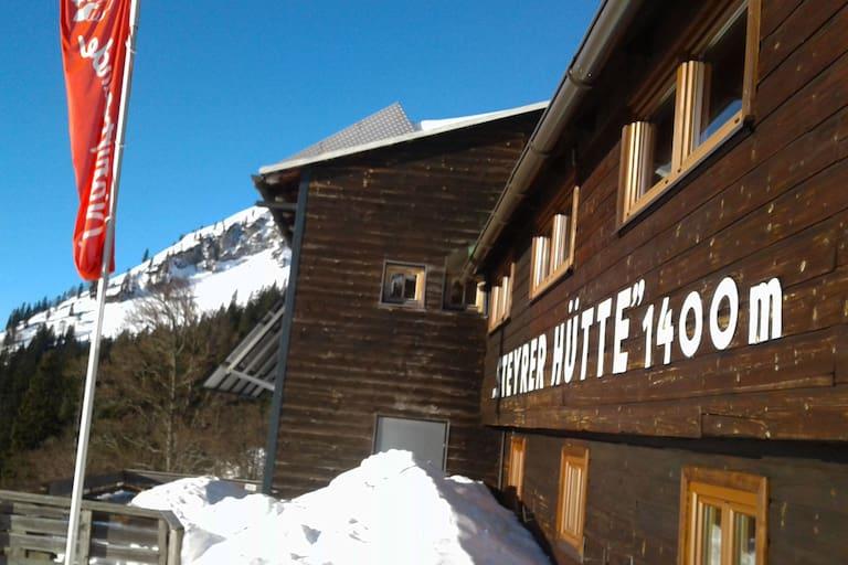 Steyrerhütte in Oberösterreich