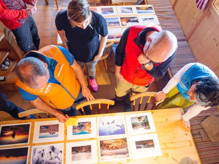 Bergwelten Schöffel Fotowettbewerb Südwiener Hütte Salzburg