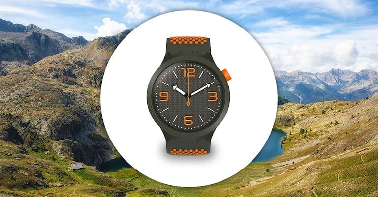 Tag 11 (11. August): Uhr von Swatch
