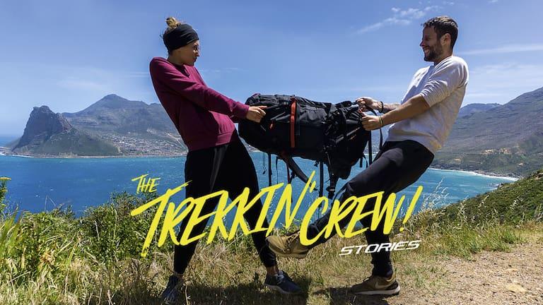 The Trekkin' Crew / Love & Compass