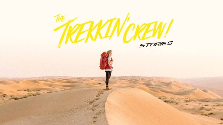 The Trekkin' Crew / Marko Roth