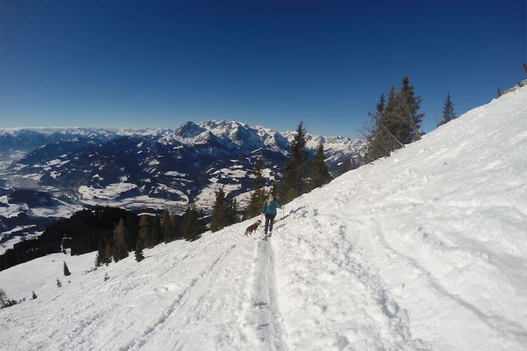 Skitouren im Tennengebirge