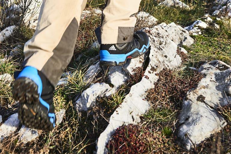 Tipps für die richtigen Wanderschuhe am Berg