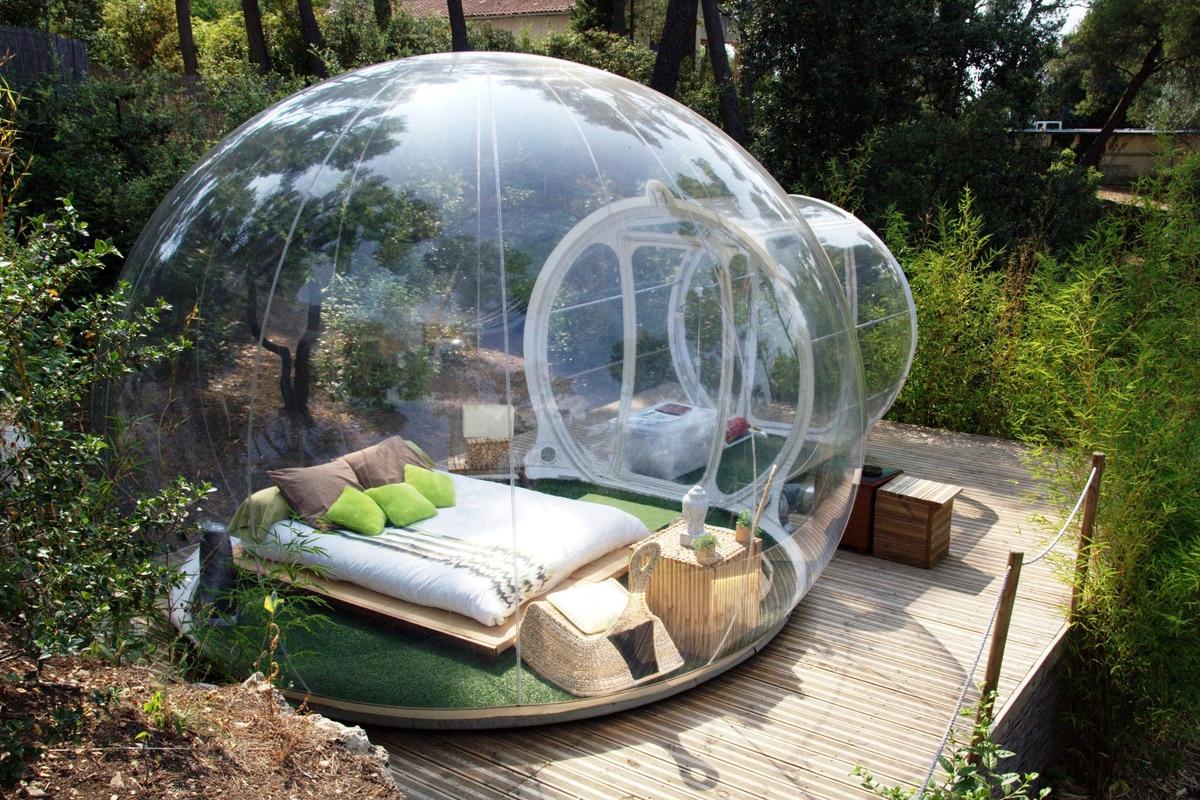 10 hotelbetten unter freiem himmel bergwelten for Home party tube
