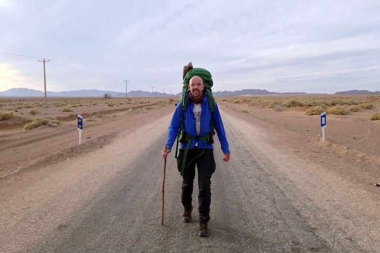 Stephan Meurisch: Ich geh dann mal nach Tibet