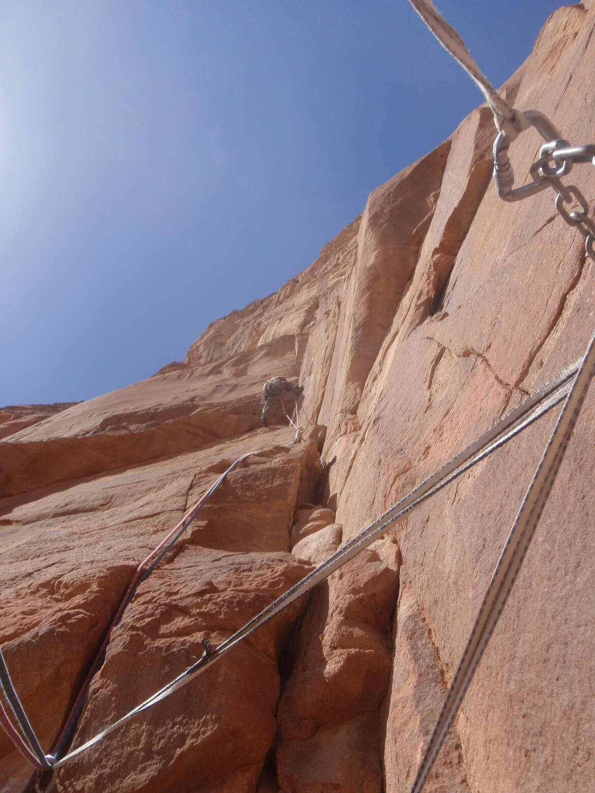 Wadi Rum Klettern