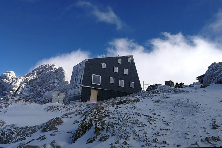 Neue Seethalerhütte