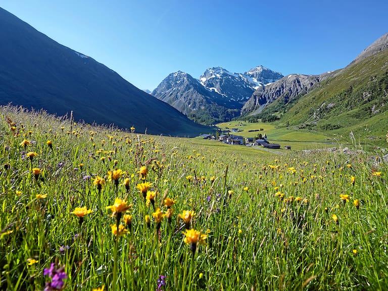 Davos Klosters in Graubünden