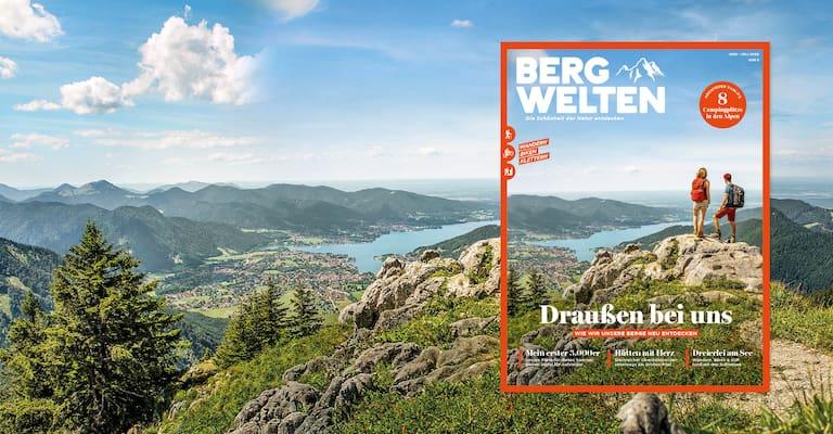 Das Bergwelten Magazin (Juni/Juli 2020, AT-Ausgabe)