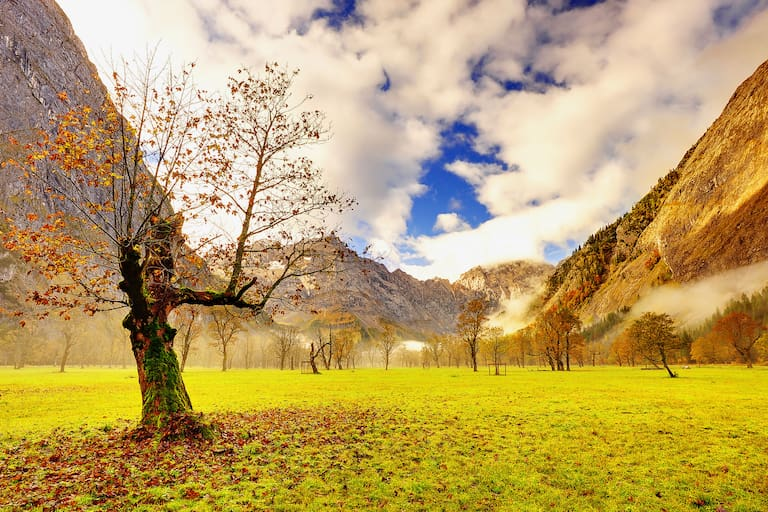 Karwendel Tirol Engtal