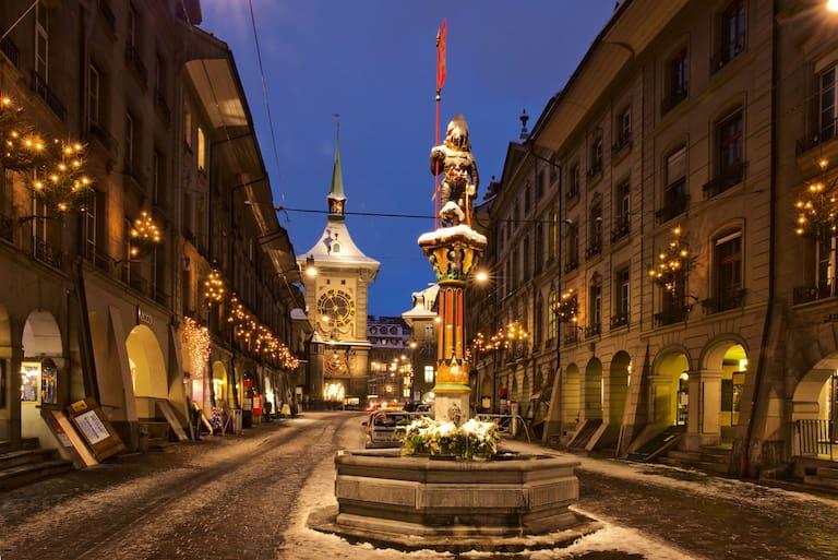 Bern Altstadt UNESCO