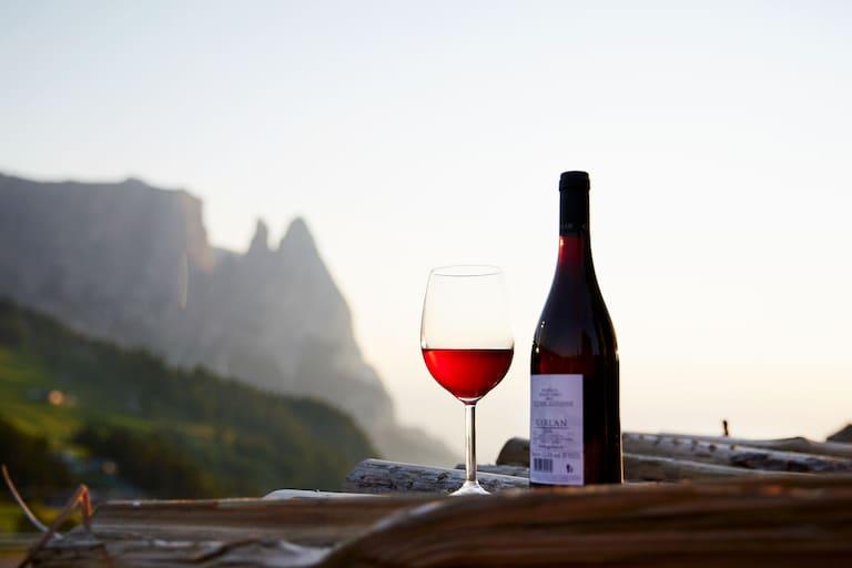 Wein am Berg