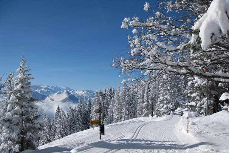 Panoramaweg in der Zentralschweiz