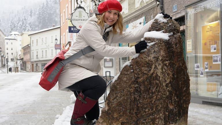 Winterliche Stadtwanderung: Hallein in Salzburg