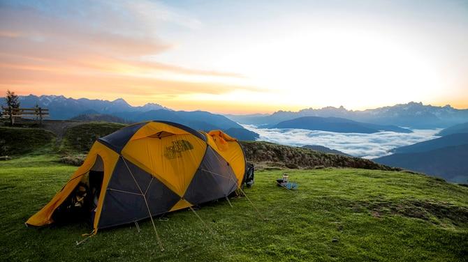 Zelt Auf Was Achten : Alles rund ums campen tipps und touren bergwelten