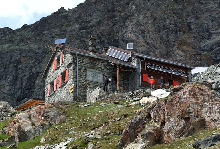 Cabane de Valsorey
