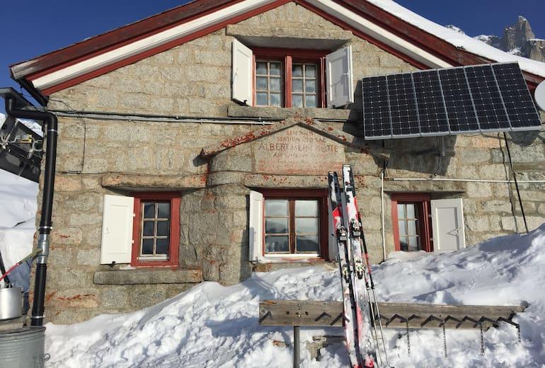 Albert-Heim-Hütte