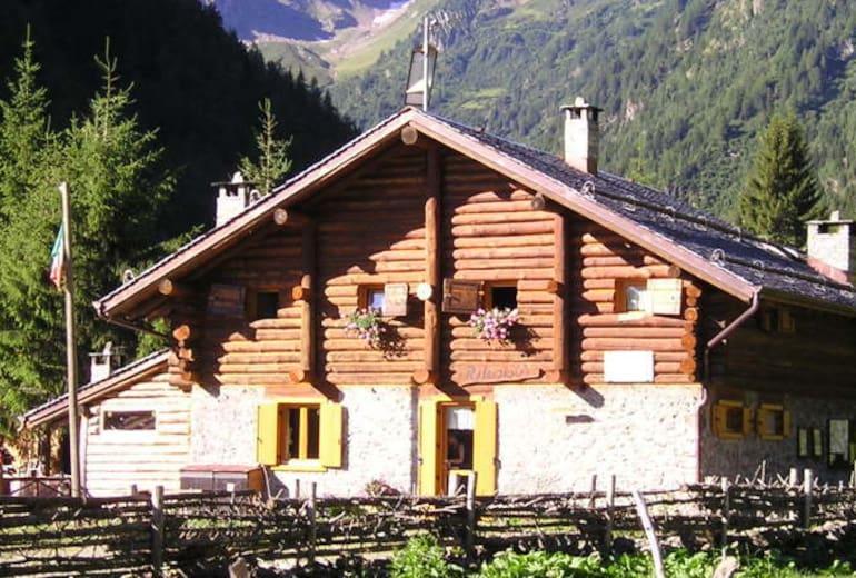 Rifugio Alpini di Campovecchio