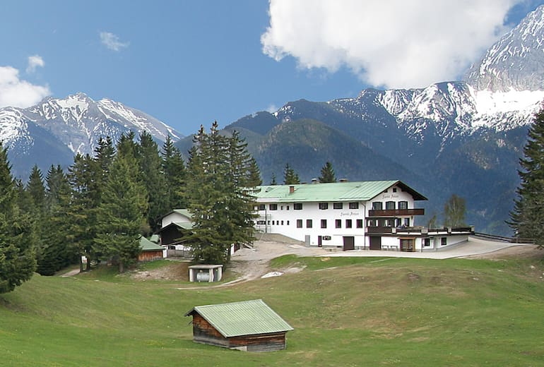 Berggasthof St. Anton
