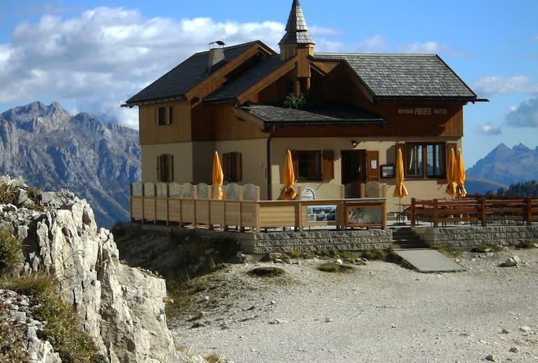 Paul-Preuss-Hütte