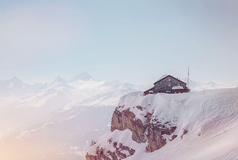 Cabane des Violettes