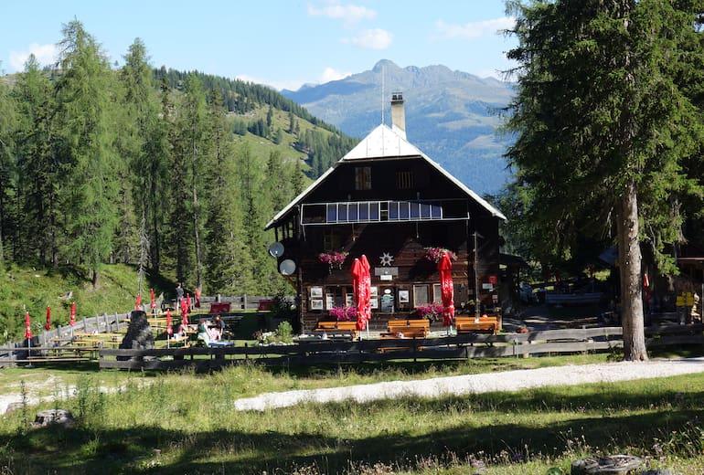 E.T. Compton Hütte