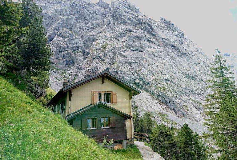 Engelhornhütte