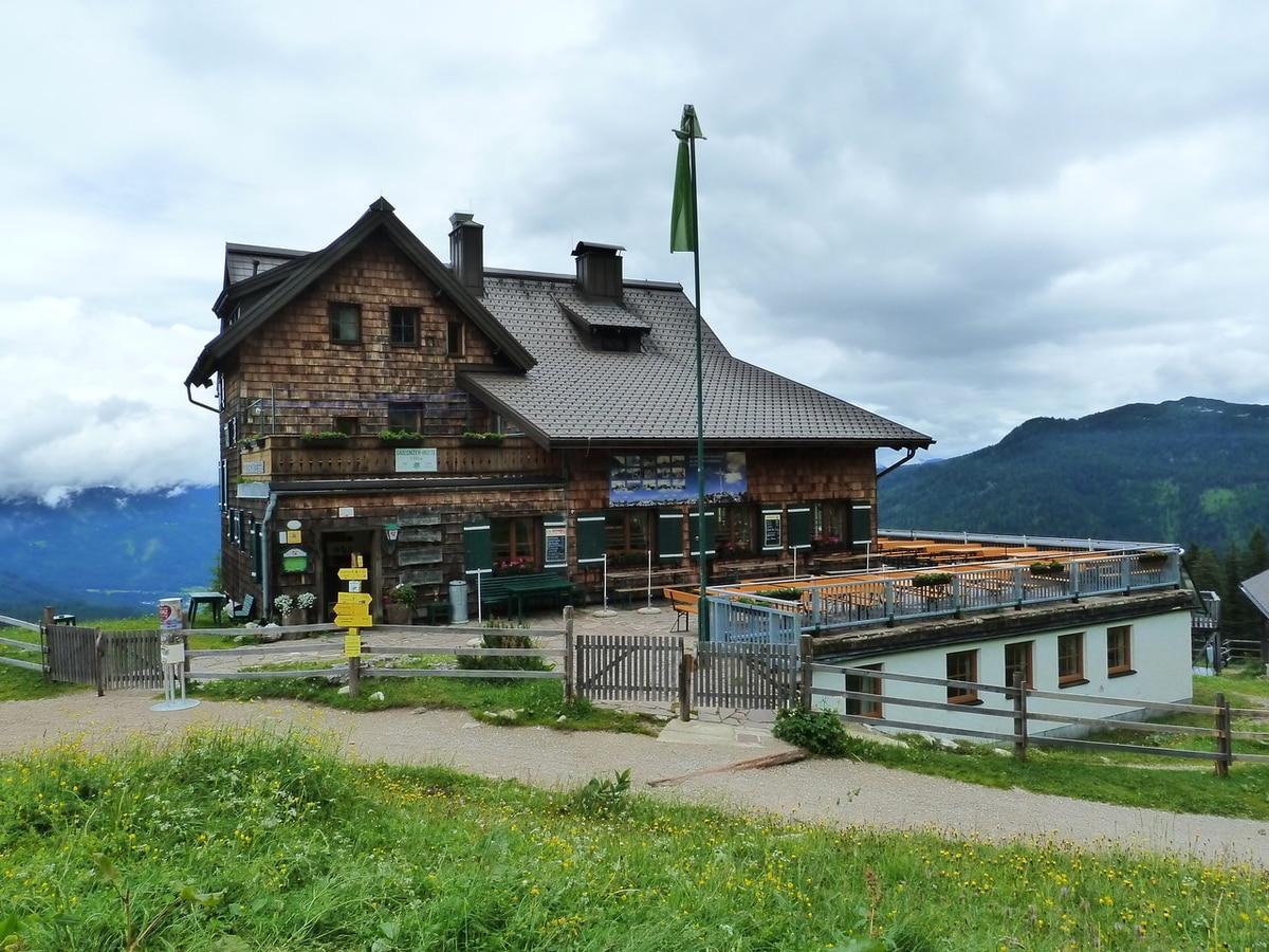 Gablonzer Hütte Oberösterreich - Touren, Wetter, Infos - Bergwelten