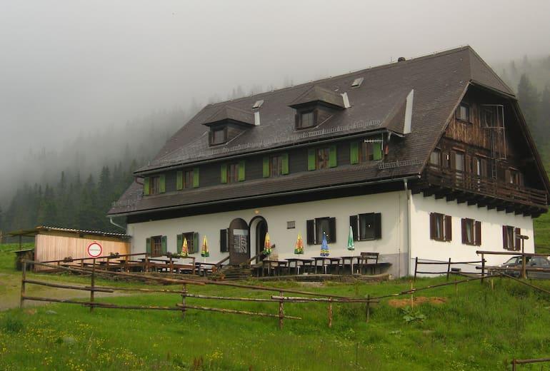 Gleinalm-Schutzhaus