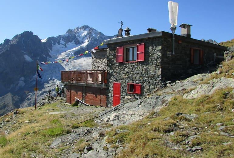 Grande Camerini Hütte