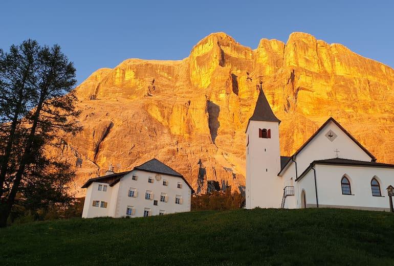 Das Schutzhaus Heilig Kreuz