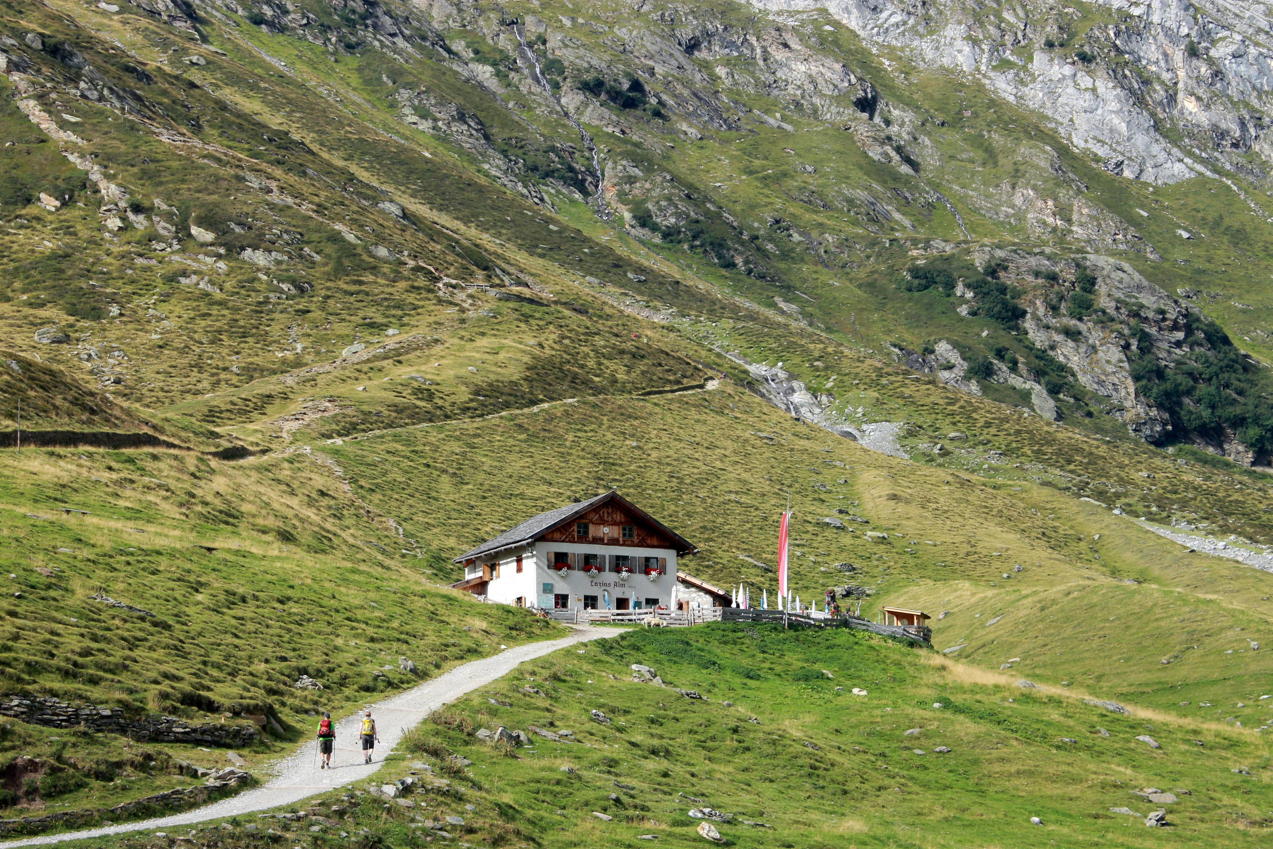 Emberger Alm Kärnten - Touren, Wetter, Zimmer - Bergwelten
