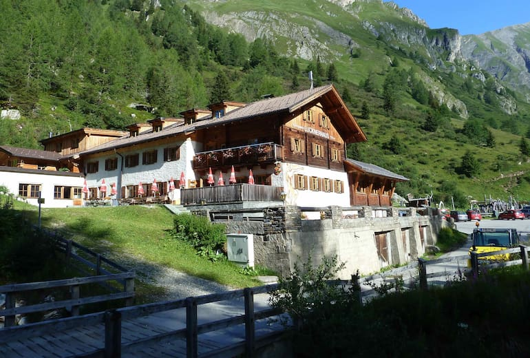 Lucknerhaus