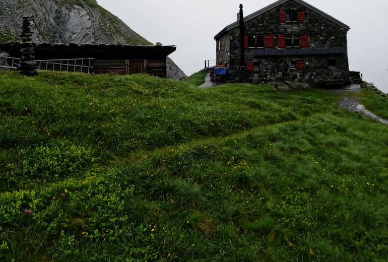Martinsmad Hütte
