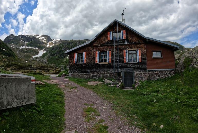 Murgseehütte