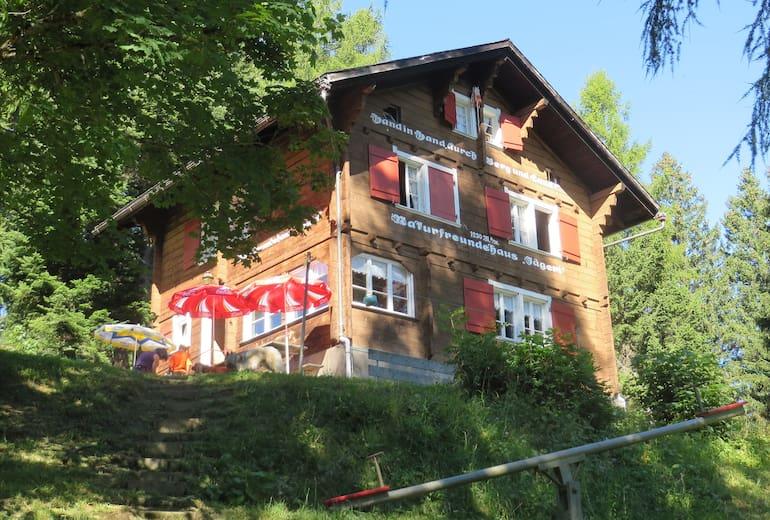 Naturfreundehaus Jägeri