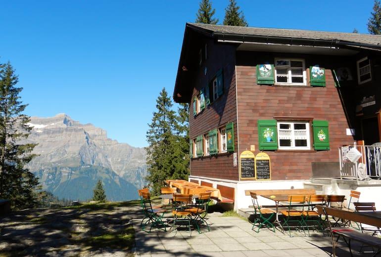 Naturfreundehaus Mettmen