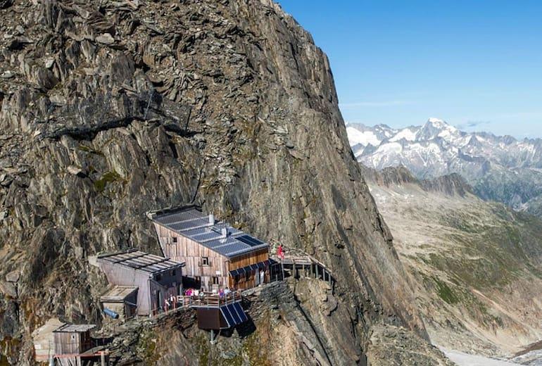 Oberaarjoch Hütte