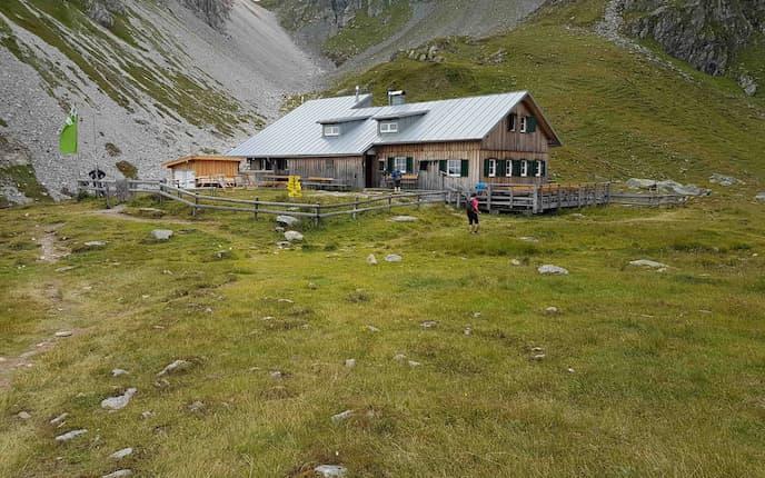 Obstansersee Hütte