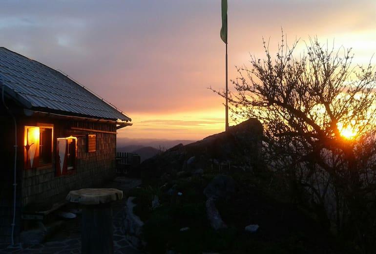 Otto Kandler Haus am Hohenstein
