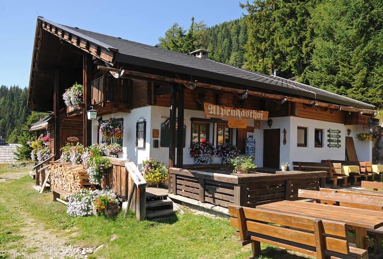Rangersdorfer Hütte