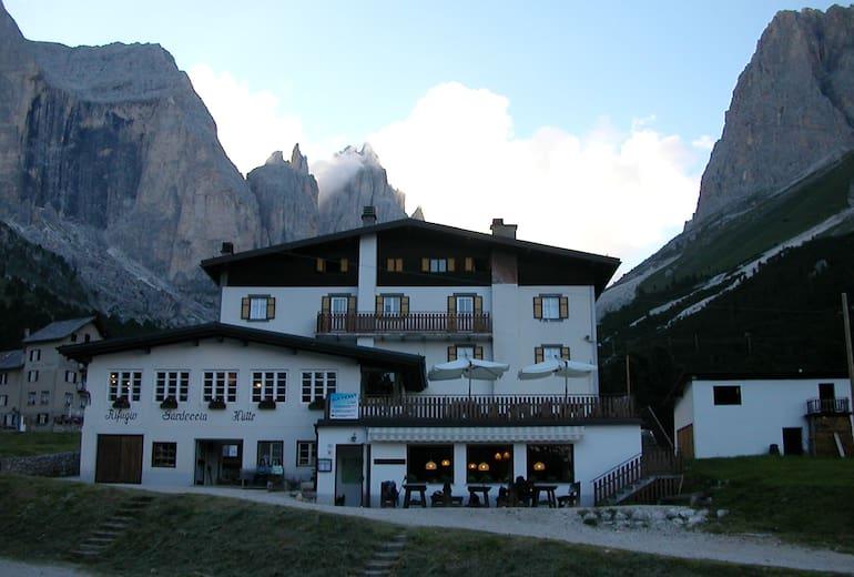 Gardecciahütte