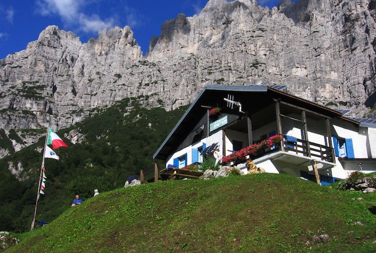 Rifugio 7. Alpini