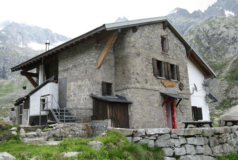 Rifugio Paolo Prudenzini