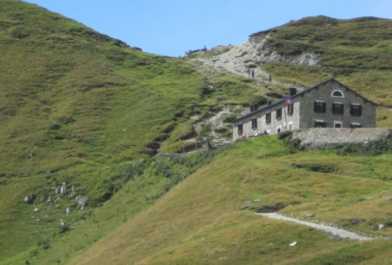 San Jorio Hütte