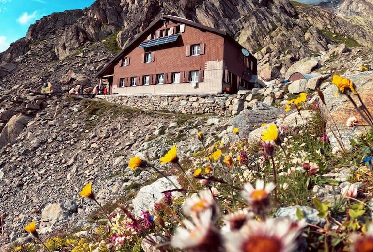 Schreckhornhütte
